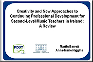 review of music cpd 2011-2011
