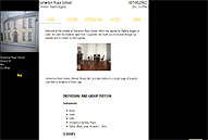 home page for somerton music school website